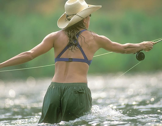 Fit fisher