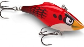 Angry Birds lures red