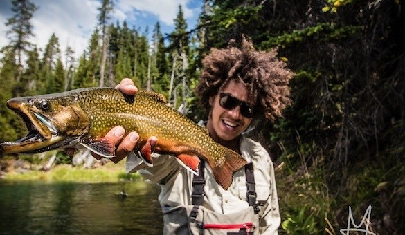 Trout Images by Trippy Trouters