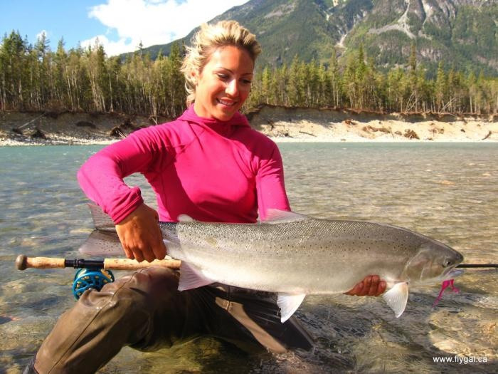 April vokey drowning worms for Fly girl fishing charters