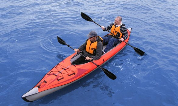 Advanced Elements Tandem Inflatable Kayak Review